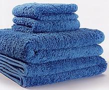 Super Pile, badstof handdoek, hoge pool (100% Egyptische katoen, 700 gr/m2) Abyss