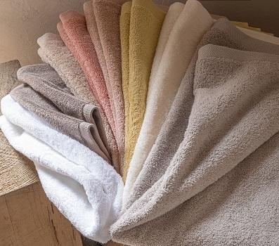 Essentiel, 100% biokatoen, badlinnen, handdoek, badhanddoek, badjas, Alexandre Turpault