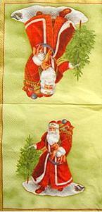 Santa OPRUIMING