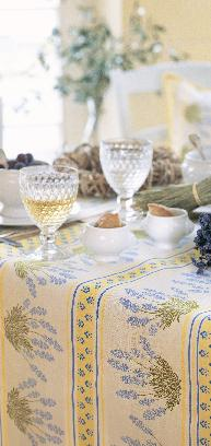 Lavendel (placemat, tafelkleed, loper, tas) Apelt >> SALE