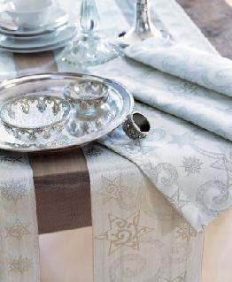 Sternbordure (tafelkleed, loper) Apelt  >> SALE