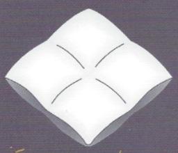 Dreaming, dekbed, Vulling: 100% gesilikoniseerde polyester holle vezel, Tijk: 100% fijn mako katoen wit, Warmteklasse: winter 400 gr/m2, Wasbaar 60°C, Merk: Dream Duitsland)