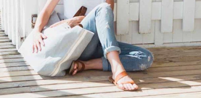 Corse, 100% linnen schoudertas, cosmetic bag, carryall (handtas, beauty case, etui) van Libeco