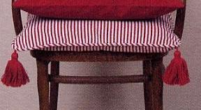 Alfred Rand, deco sier kussen, met kwasten, sloop, vulling, jacquard geweven lijn, Nybom (Zweden) (UITVERKOOP)