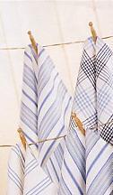 Frits, keukenlinnen: theedoek, afdroogdoek, jacquard geweven ruit, katoen, Nyblom (Zweeds) (UITVERKOOP)