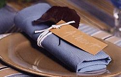 Ingemar, tafellinnen: servet, uni katoen, Nyblom (ZWEDEN) (UITVERKOOP)