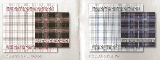 Holland, keukenset (keukendoek en afdroogdoek) DDDDD: Opruiming