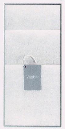 Duke, zakdoek, Katoen, jacquard geweven kader, heren, Winkler (België)